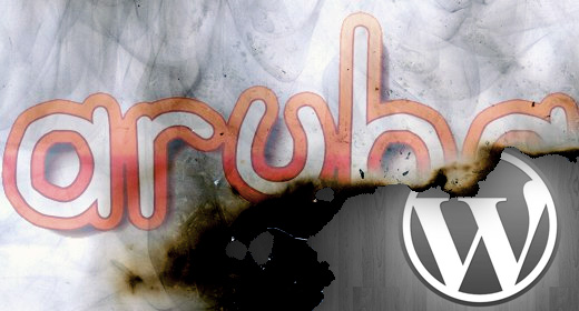 Aruba e WordPress