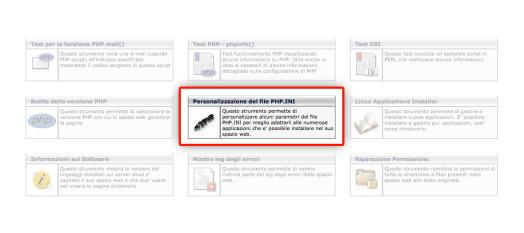Xdebug && MAMP - step 4, scegliere il corretto file php.ini